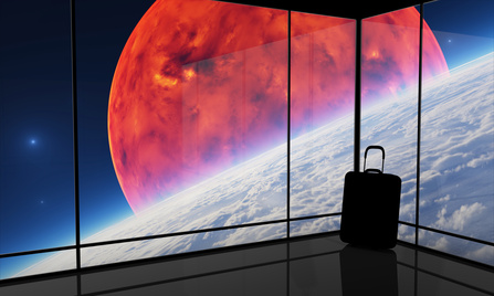 Designing Commercial Spacecraft: Carry-On Bags Permitted?