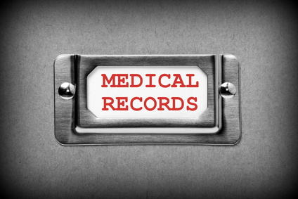 This is a Bit of a Shock: How To NOT Manage Medical Records