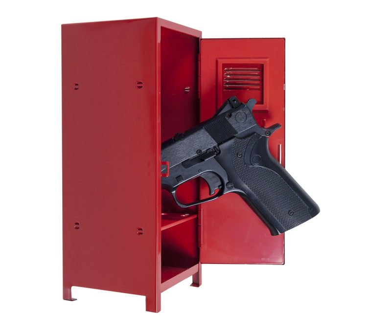 When Gun Storage Fails