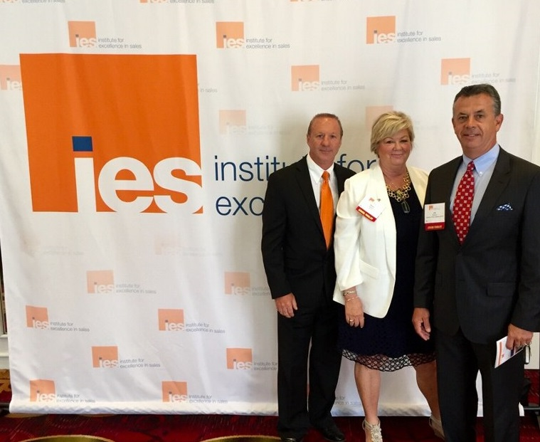 2016 Institute for Excellence in Sales Annual Award Program