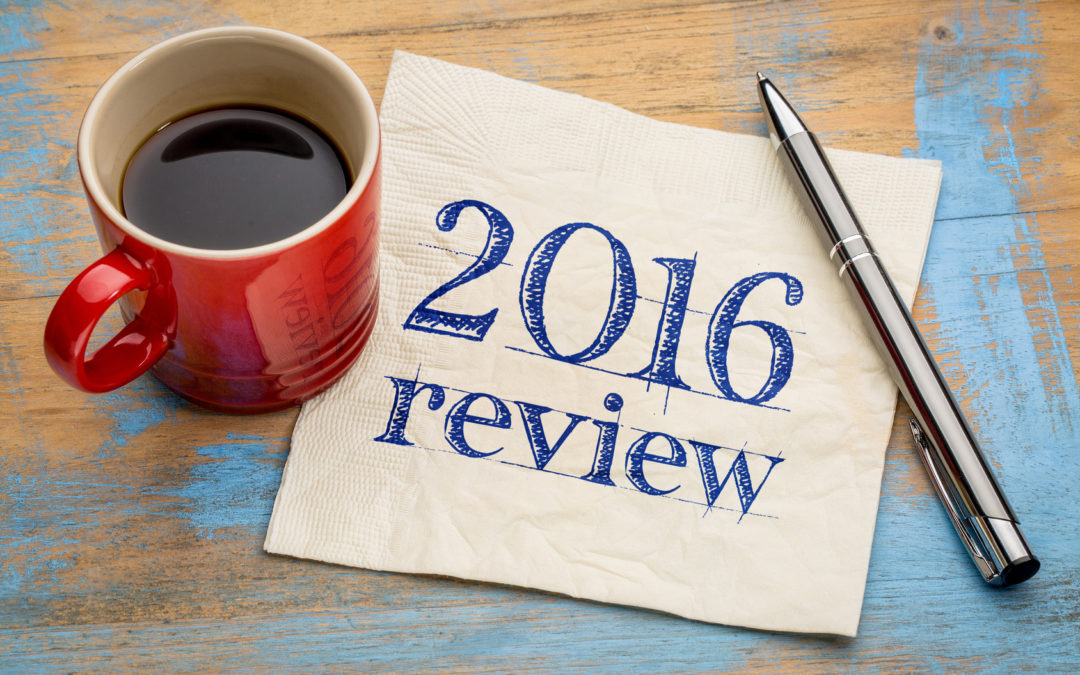 The Year in Review – A Storage Knowledgebase