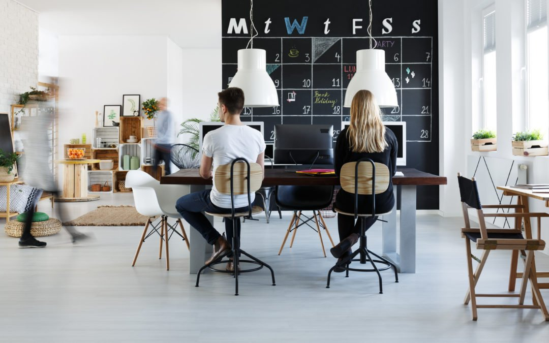 How Co-Working Is Bringing Agility to Big Business
