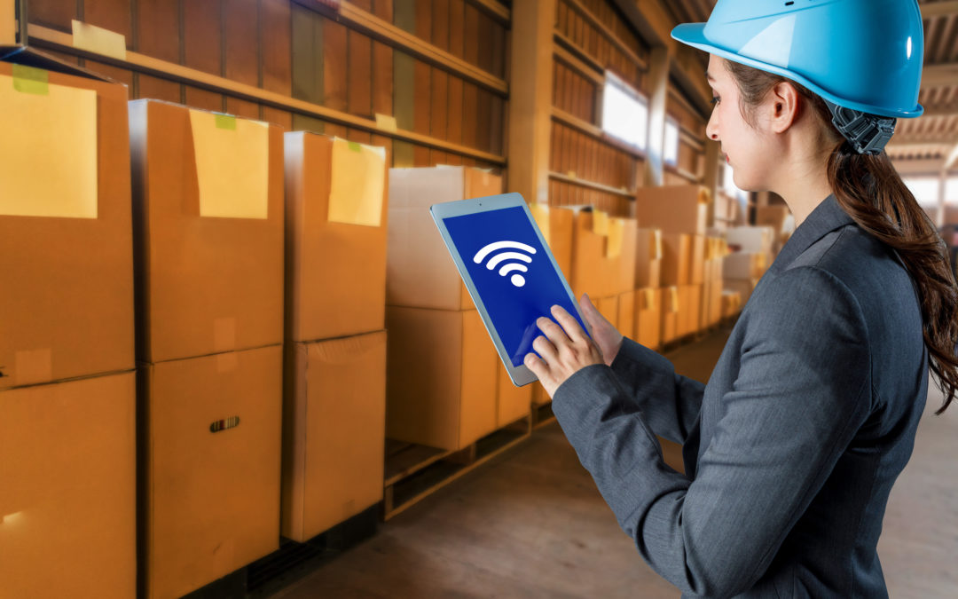 RFID: Why It's Not the Same as a Bar Code