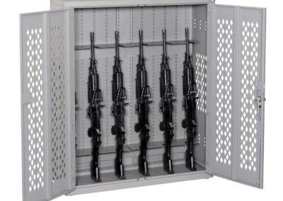 Rifle locker