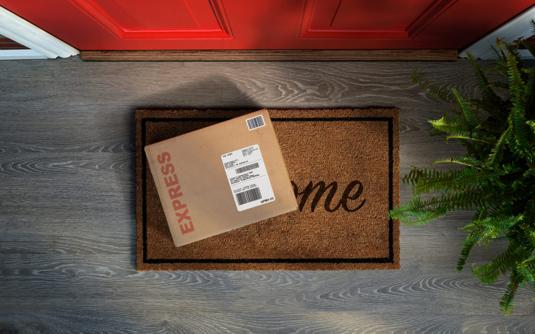 Troubled by Porch Pirates?