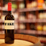 Counterfeit wine