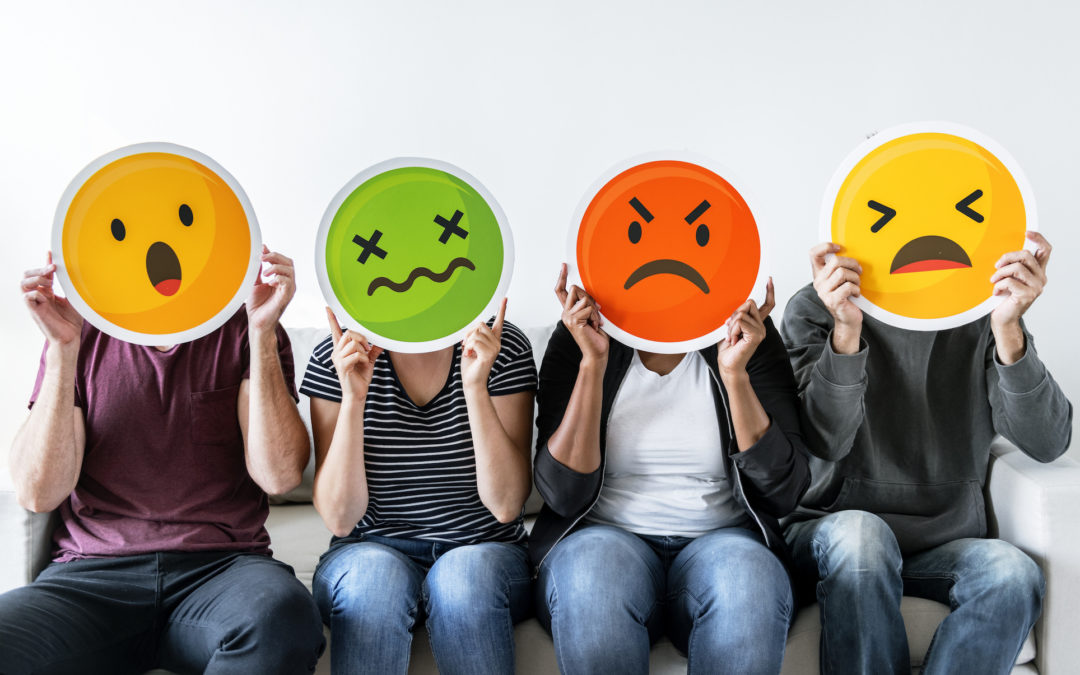 """Lesson Seven: There are No """"Wrong"""" Emotions"""