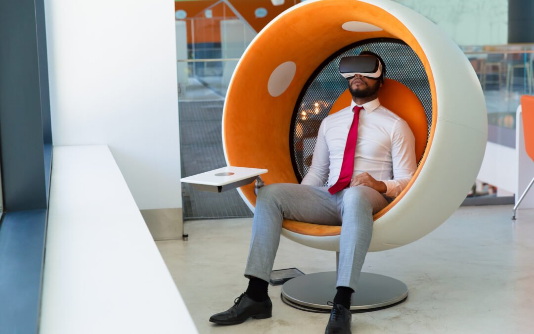 Reimagining Offices for the New Reality